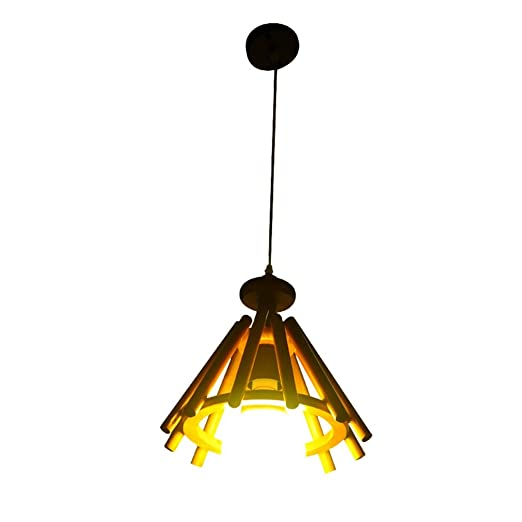American rustic style chandeliers retro bamboo chandeliercreative american rustic style chandeliers retro bamboo chandeliercreative engineering lamps bar hanging lamp restaurant coffee aloadofball Image collections