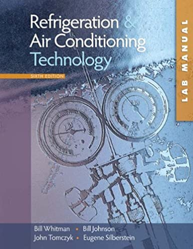 study guide lab manual to accompany refrigeration and air rh amazon com Solar Air Conditioning Solar Air Conditioning