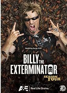Billy The Exterminator: Season 4 [DVD]