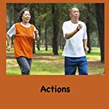 Actions (Easy English Readers) (Volume 4)