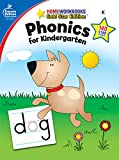 Best Kindergarten Workbooks - Phonics for Kindergarten, Grade K (Home Workbook) Review