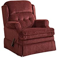 ComfortMax Furniture 1069342 Swivel Glider Recliner