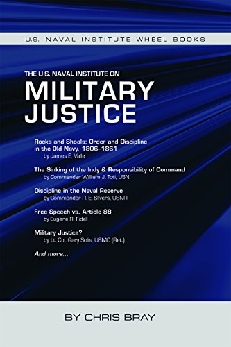 The U.S. Naval Institute on Military Justice (Wheel Book Series)