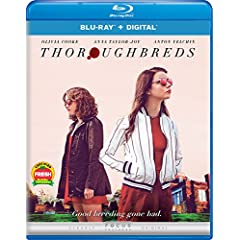 Thoroughbreds debuts on Digital May 22 and on Blu-ray and DVD June 5 from Universal Pictures