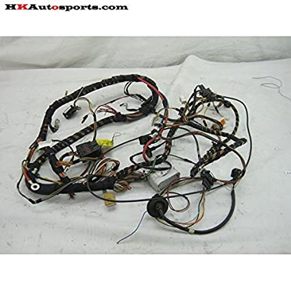 amazon com jaguar xj8 trunk boot lid wire wiring harness lng3070ab mga wiring harness jaguar xj8 trunk boot lid wire wiring harness lng3070ab original oem
