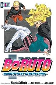 Boruto Vol 8 (Boruto: Naruto Next Generations)