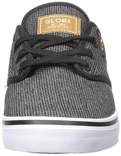 Globe Mens Motley Skate Shoe Nero Tessuto