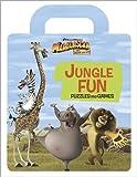 Madagascar 2 Mix and Match Jigsaw Puzzle Book (Madagascar Escape 2 Africa)
