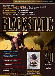 Black Static #20 (Black Static Horror and Dark Fantasy Magazine Book 2010)