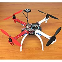 Hobbypower DIY F450 Quadcopter Frame Kit With APM2.8 Flight Control + NEO-7M GPS +980KV BL Motor + Simonk 30A ESC + 1045 Propeller