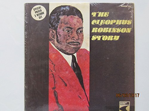 The Cleophus Robinson Story [VINYL - Mall Robinson Story Of