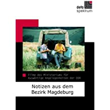 Notizen aus dem Bezirk Magdeburg