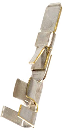 Clipsandfasteners Inc 25 Pack-Con Series Male Tab Terminals 16-14 Gauge For GM