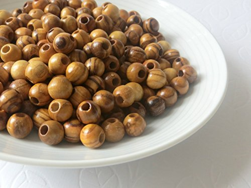 Nazareth Olive Wood Beads 8mm rosary beads for sale (1000 Beads)