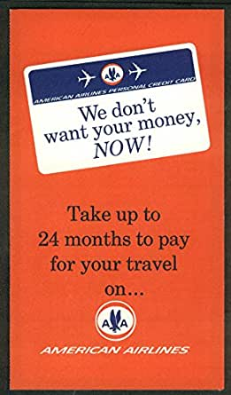 Amazon Com American Airlines We Don T Want Your Money Now