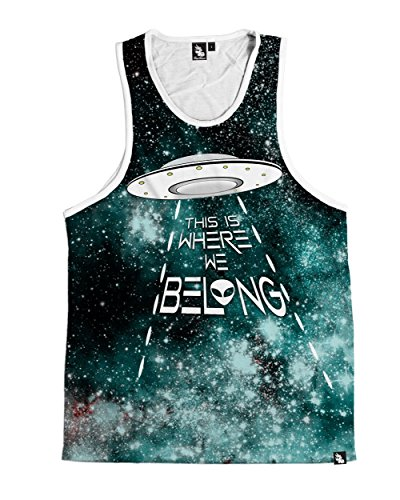 iHeartRaves Where Belong Premium Print product image