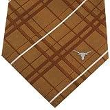 Eagles Wings Texas Longhorns Oxford Woven Silk Tie