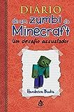 capa de Diário de um zumbi do Minecraft 1
