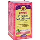 Nature's Secret Women's 73 Nutrient Soft-Gel Multi – 60 Softgels Review