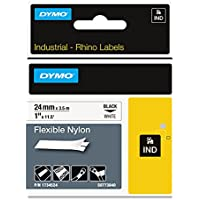 DYM1734524 - Dymo Flexible Nylon Label Tape