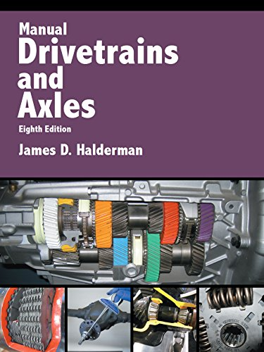 System Axle - Manual Drivetrains and Axles (Automotive Systems Books)