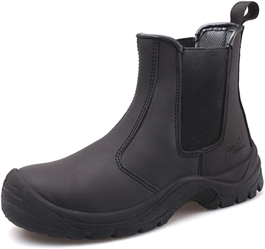 Zapatos de soldador antiestáticos Willsky