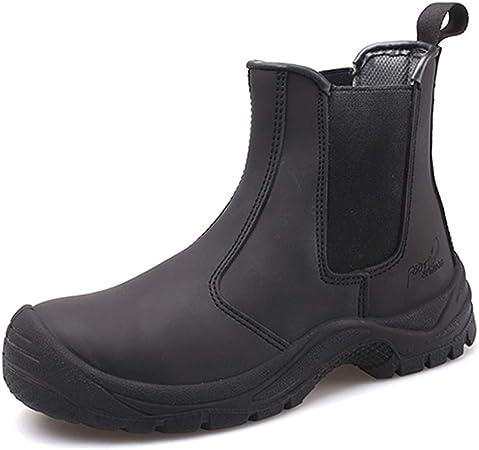 Willsky Chaussures De Sécurité pour Hommes, Embout d'acier
