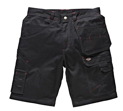 Dickies Men's Redhawk Pro Holster Pocket Workwear Cargo Shorts 40W X Regular Black