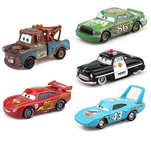 (cars 2 Pixar Metal Die-Cast Vehicle 5 Pack (1))