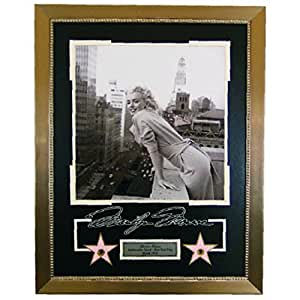 Marilyn Monroe 16x20 Photo Deluxe Framed Display