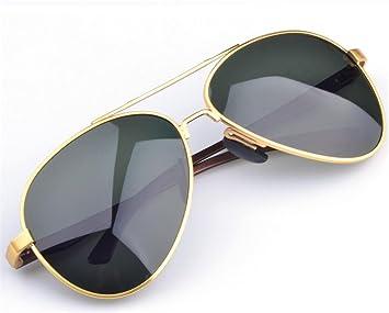 MNII Les nouveaux hommes polarisés lunettes de soleil mode , gray green- Apparence de mode, assurance qualité