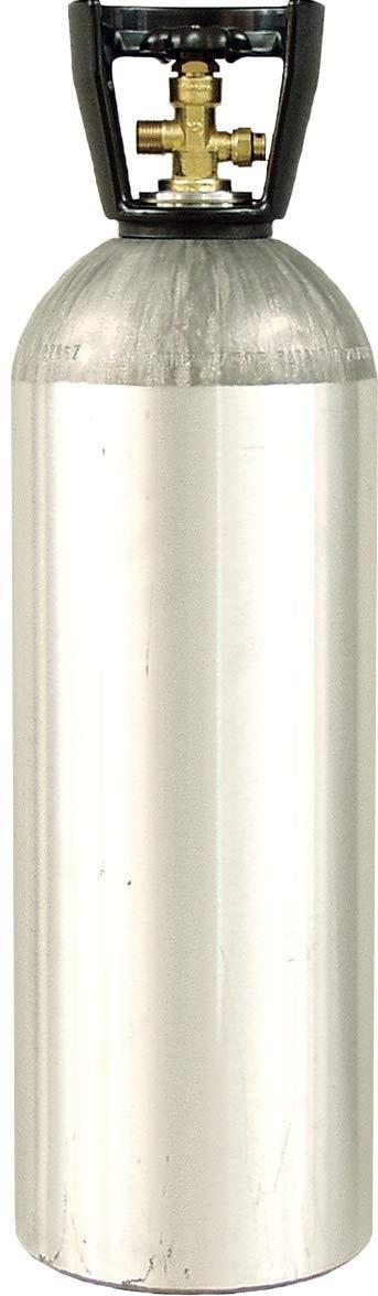 Luxfer 20 LB CO2 Aluminum Cylinder Tank CGA 320 Valve