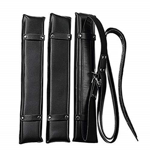 J-YIP Exercise Tools with Soft and Comfortable An-kle Belts for Men and Women