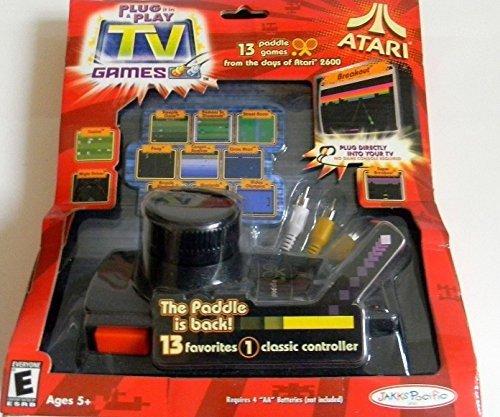 PLUG N PLAY ATARI With 13 TV Games (2004 Edition) ()