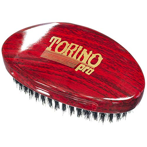 Torino Pro Wave Brushes By Brush King #24- Medium Curve Palm brush- For 360 Waves