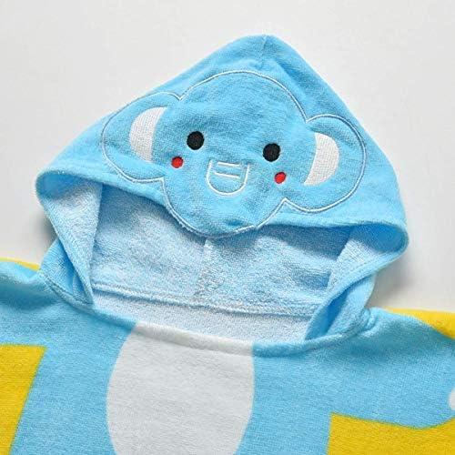 Meerjungfrau BenCreative Baby Jungen M/ädchen Mit Kapuze Bademantel Kinder Sch/öne Baumwolle Decke Saugf/ähigen Badetuch