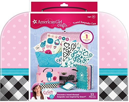 American Girl Crafts Girl of The Year 2015 Travel Case