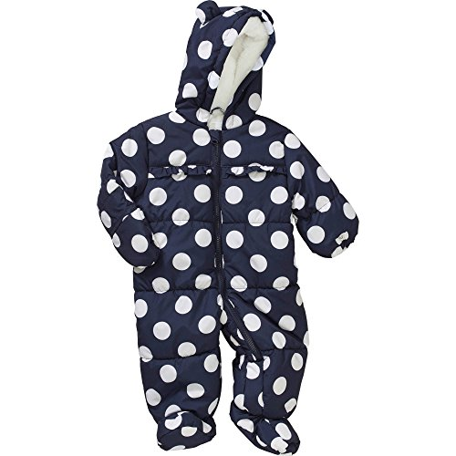 Polka Dot Baby Pram - 6