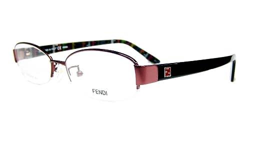 quality design 5b974 07a90 Amazon | FENDI フェンディ メガネ フレーム F1007A-515-52 ...