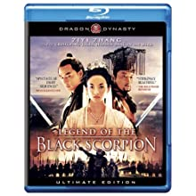 Legend of the Black Scorpion (Ultimate Edition) [Blu-ray] (2010)