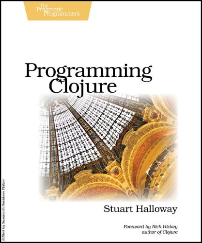 Programming Clojure (Pragmatic Programmers) by Brand: Pragmatic Bookshelf