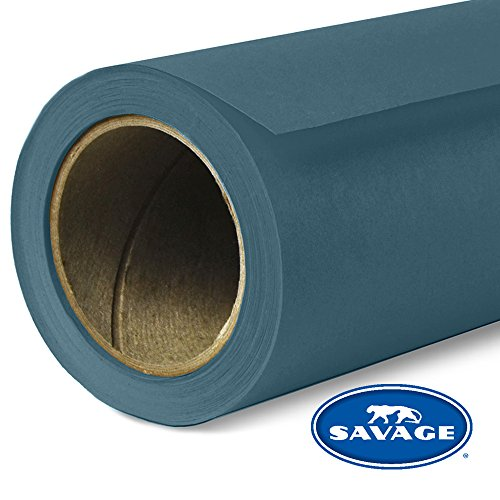 Savage Seamless Background Paper - #5 Ultramarine (107 in x 36 ft) by Savage (Image #6)
