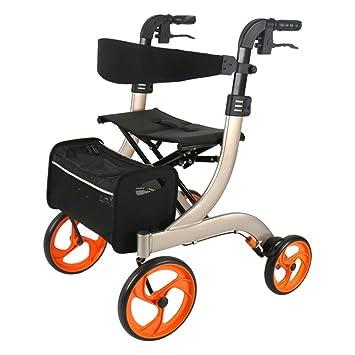 Andadores para personas mayores, andador con ruedas con ...