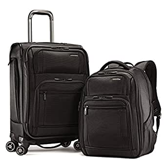 Amazon.com | Samsonite 2-piece Laptop Backpack and 21