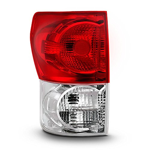 - ACANII - For 2007-2009 Toyota Tundra Rear Replacement Tail Light - Driver Side Only