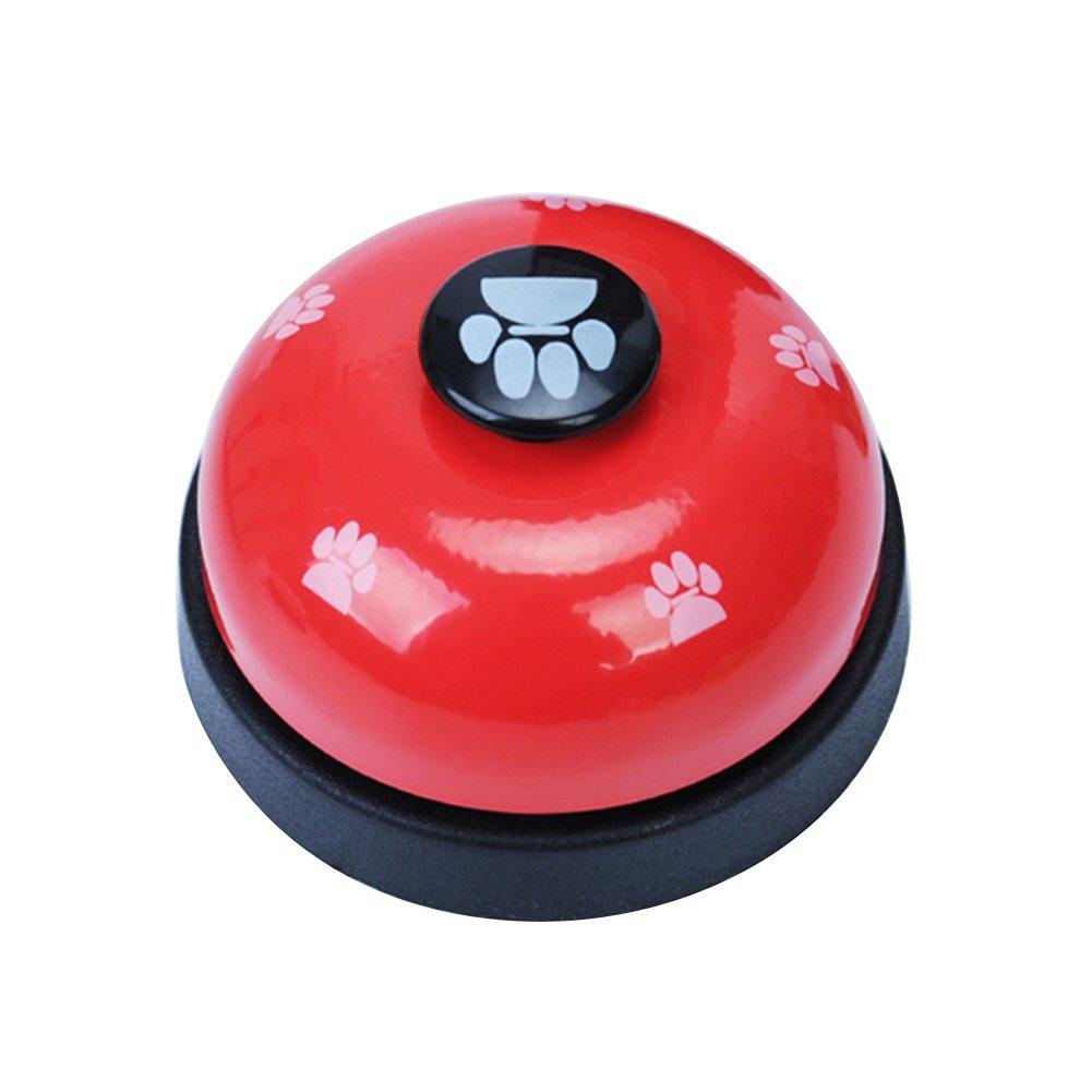 iodvfs pour Animal Domestique Chien de Dressage de Bell, métal, Cloches pour Dispositif d'apprentissage de la propreté et de Communication