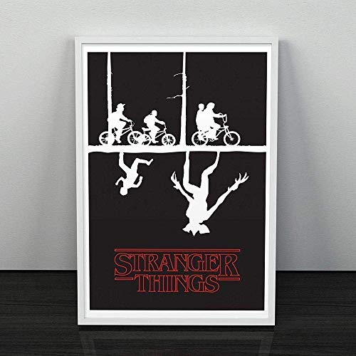 Upside Down Poster; Multiple Sizes