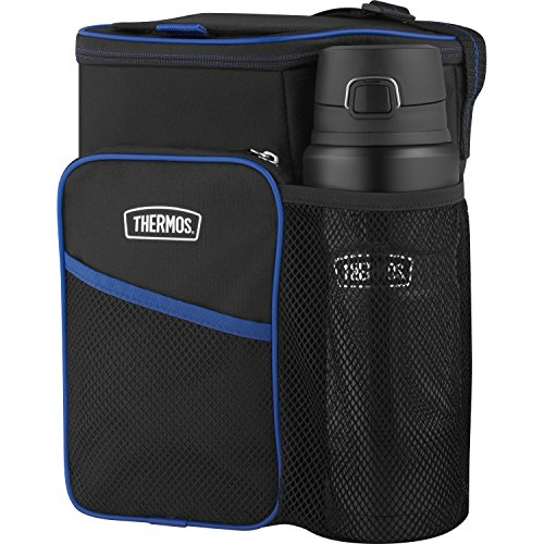 and STAINLESS KING Direct Drink Bottle Combination Set, Black ()