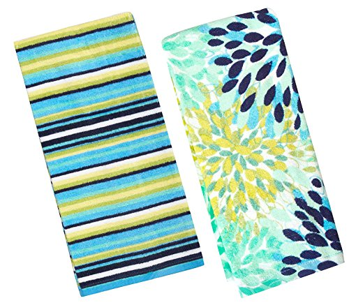 Fiesta Calypso Turquoise Floral Kitchen product image