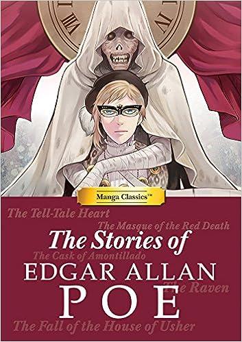 Image result for edgar allan poe manga classics